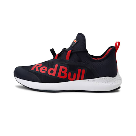 Redbull Racing Evo Cat II Unisex Shoes, NIGHT SKY-Chinese Red-White, small-IND