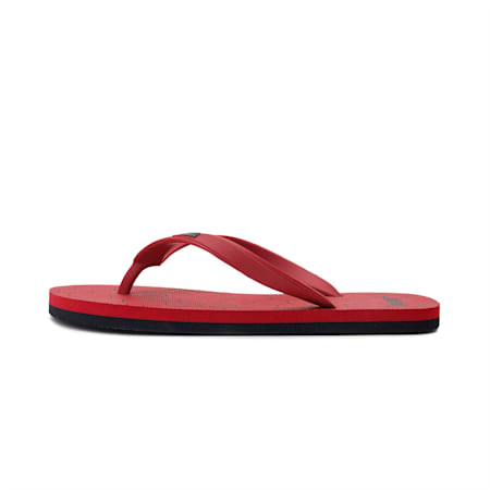 Venice IDP Men's Sandals, Rhubarb-DarkShadow-PumaBlack, small-IND