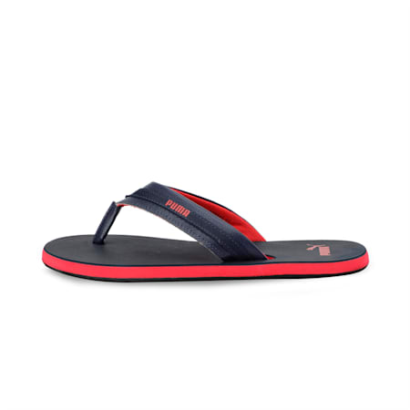 Breeze Duo IDP Men's Sandals, Peacoat-Red-Puma Black, small-IND