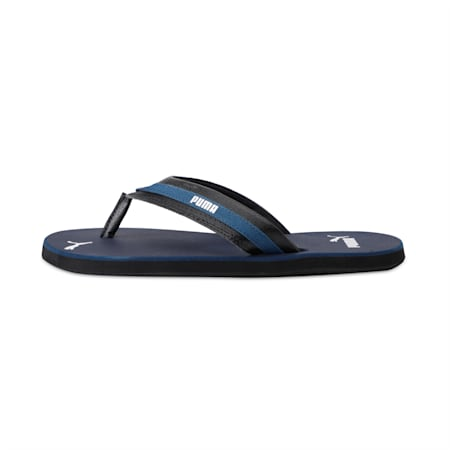 Breeze Duo IDP Men's Sandals, Gibraltar Sea-Black-White, small-IND