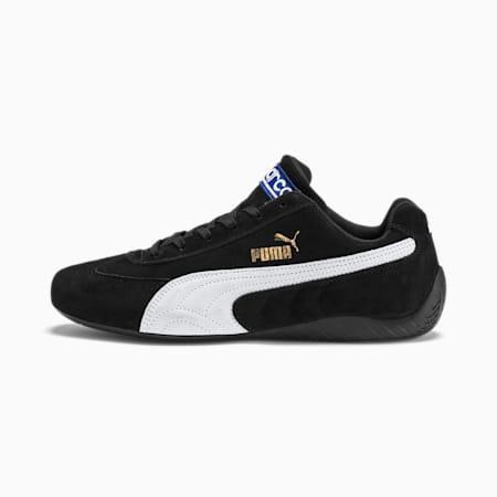 SpeedCat Sparco Sneaker, Puma Black-Puma White, small