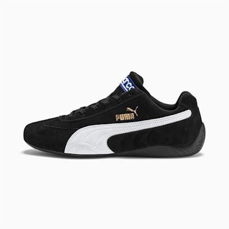 SpeedCat Sparco Trainers, Puma Black-Puma White, small-GBR