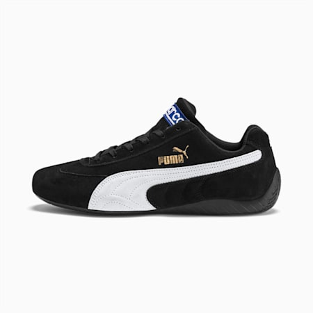 SpeedCat Sparco Trainers, Puma Black-Puma White, small-GBR