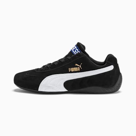 Speedcat OG Sparco Motorsport Shoes, Puma Black-Puma White, small