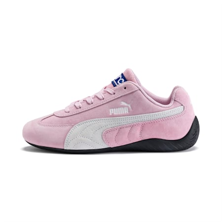 SpeedCat Sparco Trainers, Winsome Orchid-Puma White, small