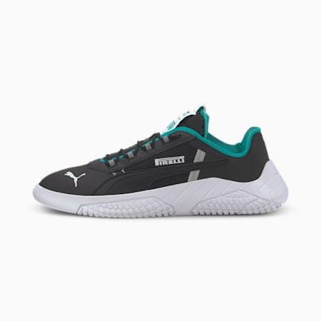 Pirelli Replicat-X Trainers, Black-Spectra Green-White, small