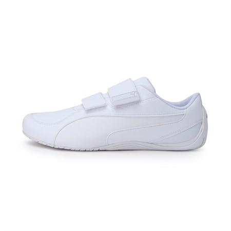 Drift Cat 5 Ultra Shoes, Puma White-Puma White, small-IND
