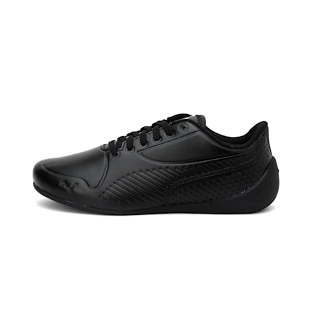 Drift Cat 7S Ultra Youth Shoes, Puma Black-Puma Black, small-IND