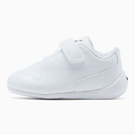 Drift Cat 7S Ultra Toddler Shoes, Puma White-Puma White, small