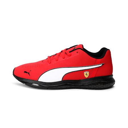 Scuderia Ferrari Cell Ultimate Shoes, Rosso Corsa-White-Black, small-IND