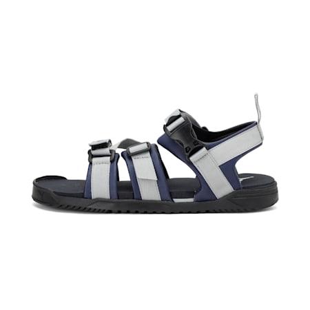 Prime X Men's Sandals, Peacoat-Light Sky-Puma Black, small-IND