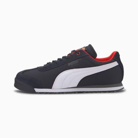Redbull Racing Roma Unisex Shoes, NIGHT SKY-Puma White, small-IND