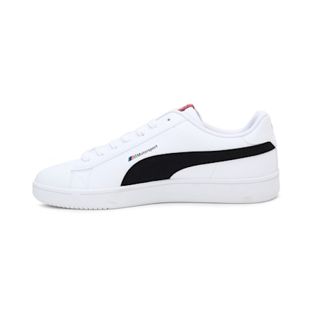 BMW Motorsport Court Breaker Derby, Puma White-Puma Black, small-IND