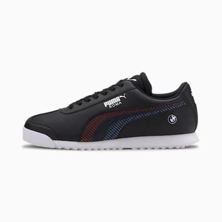 BMW MMS Roma Shoes, Puma Black-Puma Black, small-IND