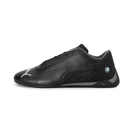 BMW M Motorsport R-Cat Shoes, Puma Black-Puma Black, small-IND