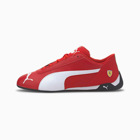 Ferrari R-Cat Sneaker, Rosso Corsa-White-Black, small