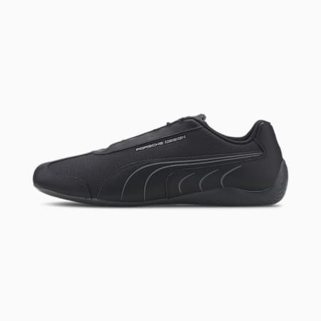Basket Porsche Design Speedcat pour homme, Jet Black-Jet Black, small