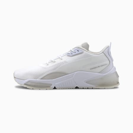 Porsche Design Men's Running Shoes, Puma White-Puma White, small-SEA