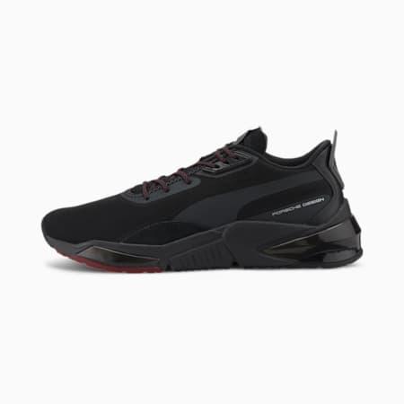 Porsche Design LQDCELL Men's Training Shoes, Jet Black-Jet Black, small