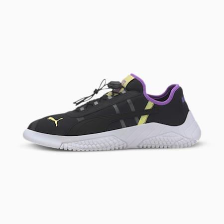 Replicat-X 1.8 Pirelli Sneaker, Blk-Luminos Purple-Snny Lime, small