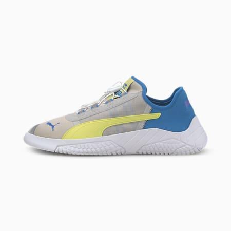 Replicat-X 1.8 Pirelli Sneaker, Gray Vilt-Snny Lme-Plce Blu, small