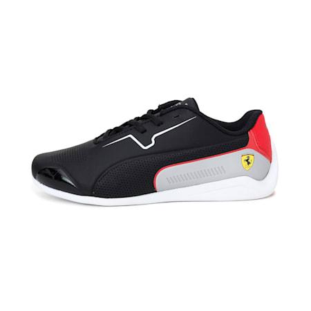 SF Drift Cat 8 Kid's Shoes, Puma Black-Puma White, small-IND