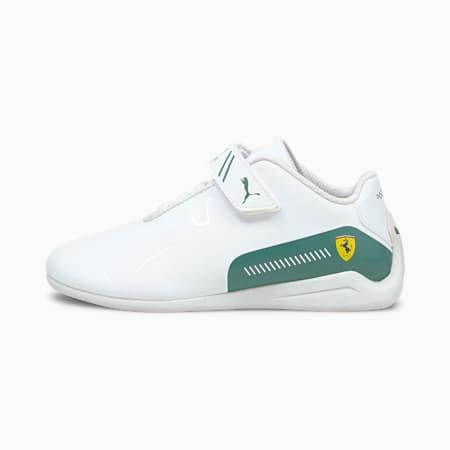 Ferrari Drift Cat Kids Sneaker, Rosso Corsa-Puma White, small