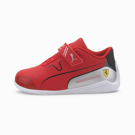 Scuderia Ferrari Drift Cat 8 Toddler Shoes, Rosso Corsa-Puma Black, small