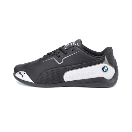 BMW M Motorsport Motorsport Drift Cat 8 Kid's Shoes, Puma Black-Puma Silver, small-IND