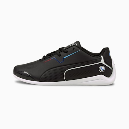 BMW M Motorsport Motorsport Drift Cat 8 Kid's Shoes, Puma Black-Puma Black, small-IND