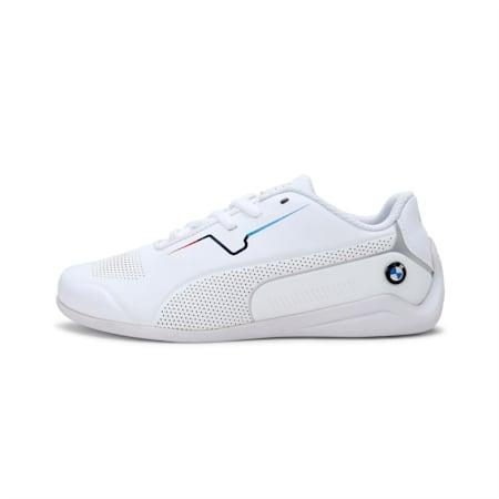 BMW M Motorsport Motorsport Drift Cat 8 Kid's Shoes, Puma White-Puma White, small-IND