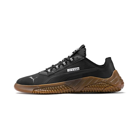 Replicat-X BF Trainers, Puma Black-Puma Black-Gum, small