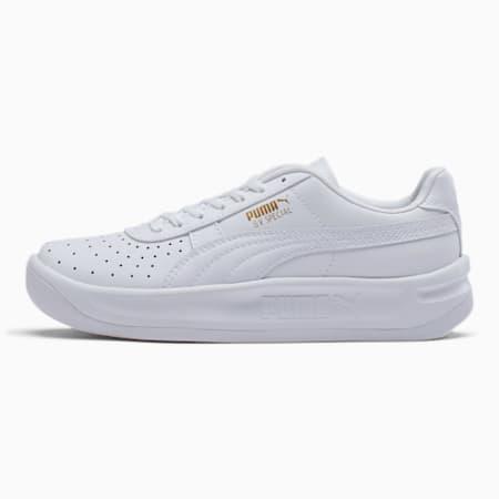 Zapatos deportivos GV Special JR, Puma White-Puma Team Gold, pequeño