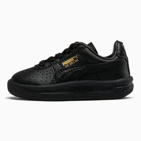 GV Special Toddler Shoes, Puma Black-Puma Team Gold, small