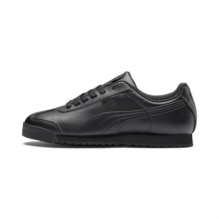 Roma Basic Sneaker, black-black, small