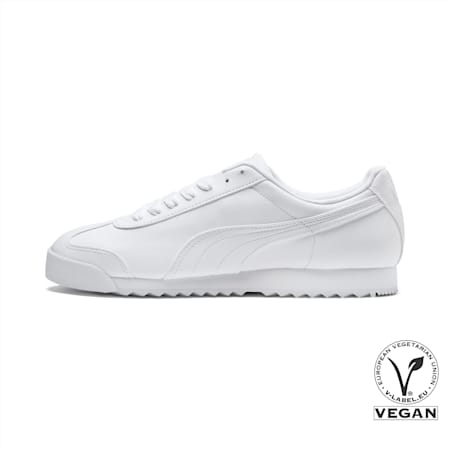 Roma Basic Trainers, white-light gray, small