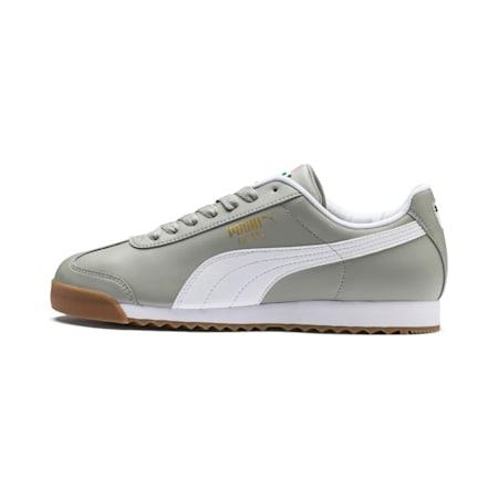 Roma Basic Men's Sneakers, Limestone-Puma White, small-IND