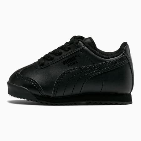 Zapatos Roma Basic para bebés, negro-negro, pequeño