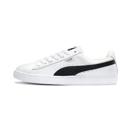 Basket Classic LFS Men's Shoes, white-black, small-IND