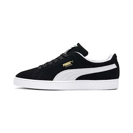 Suede Classic Women's Sneakers, black, small