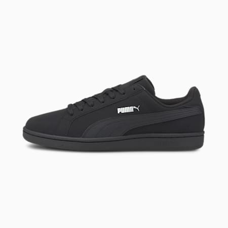 Smash Buck Sneaker, black-puma silver, small