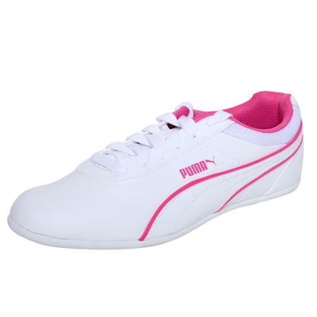 Myndy 2, white-phlox pink, small-IND