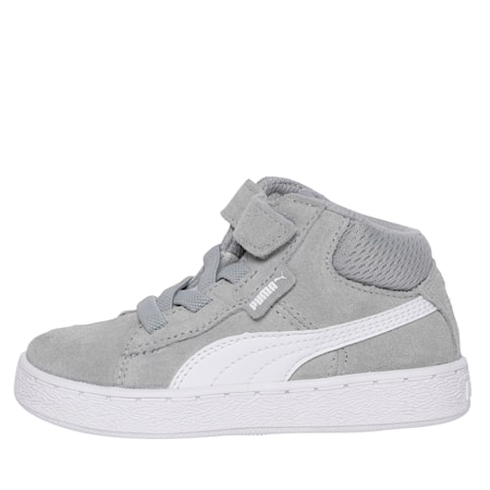 1948 Mid V Baby High Tops, Quarry-Puma White, small-IND