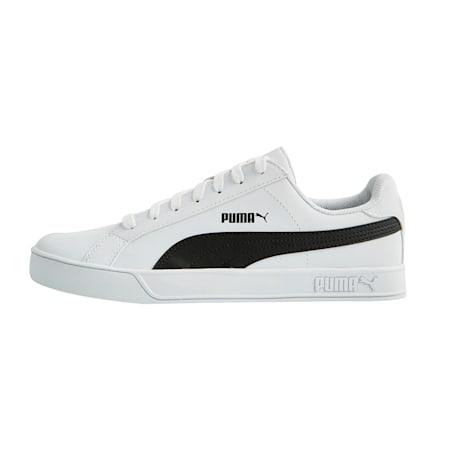 푸마 스매쉬 벌크/Puma Smash Vulc, white-black, small-KOR
