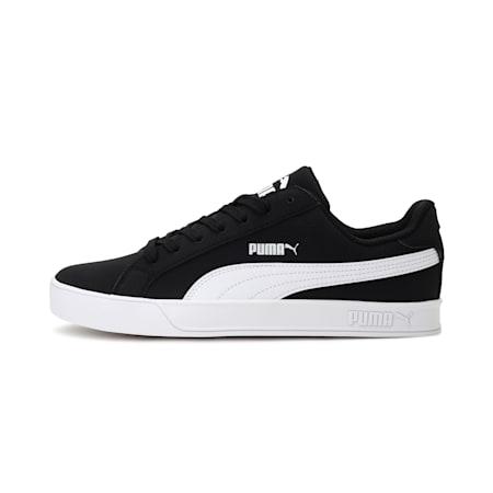 푸마 스매쉬 벌크/Puma Smash Vulc, black-white, small-KOR