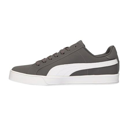 PUMA Smash Vulc Sneakers, Steel Gray-Puma White, small-IND