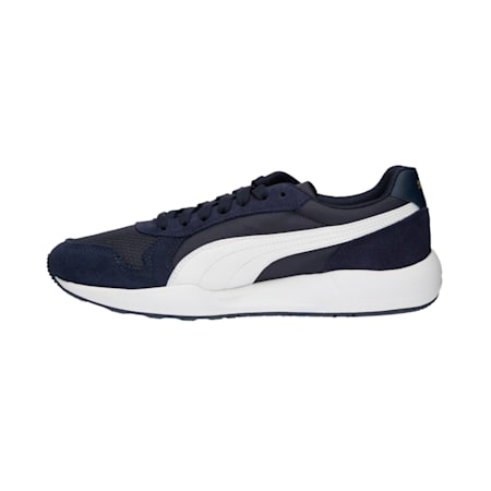 ST Runner Plus Shoes, peacoat-white-gold, small-IND