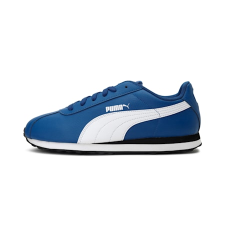 Turin Shoes, TRUE BLUE-Puma White, small-IND