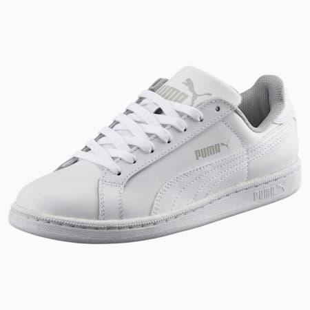 Smash Jr. Sneaker, white-white, small