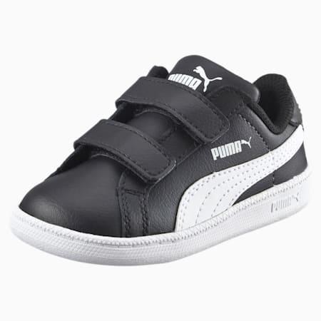 Smash Baby Trainers, Puma Black-Puma White, small